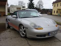 Porsche Fleck