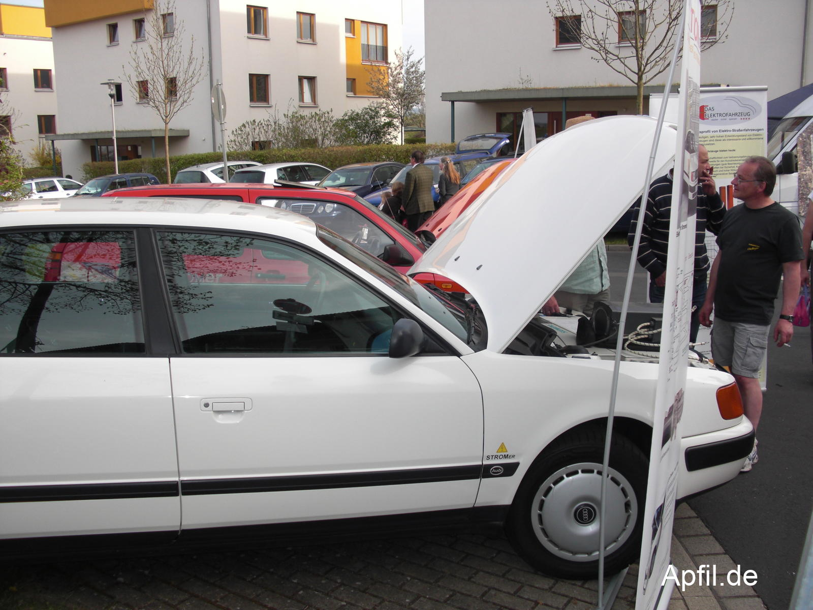 Audi citySTROMer