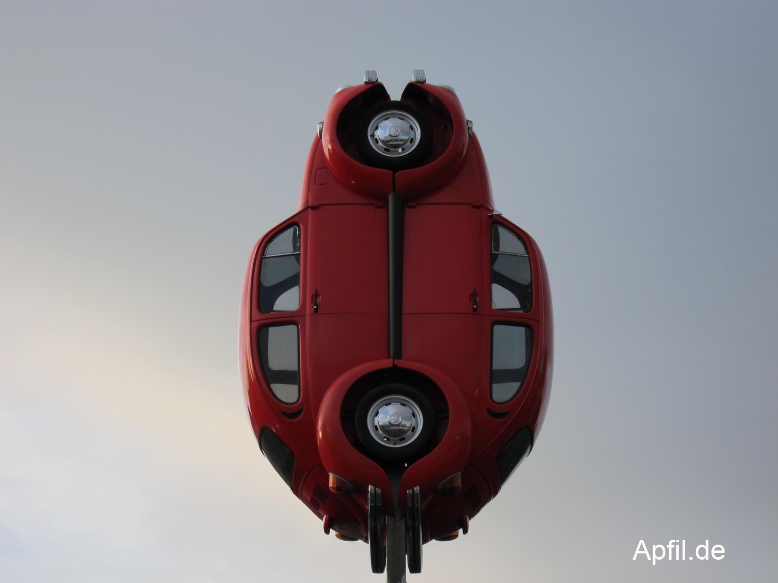 Doppe-VW-Käfer