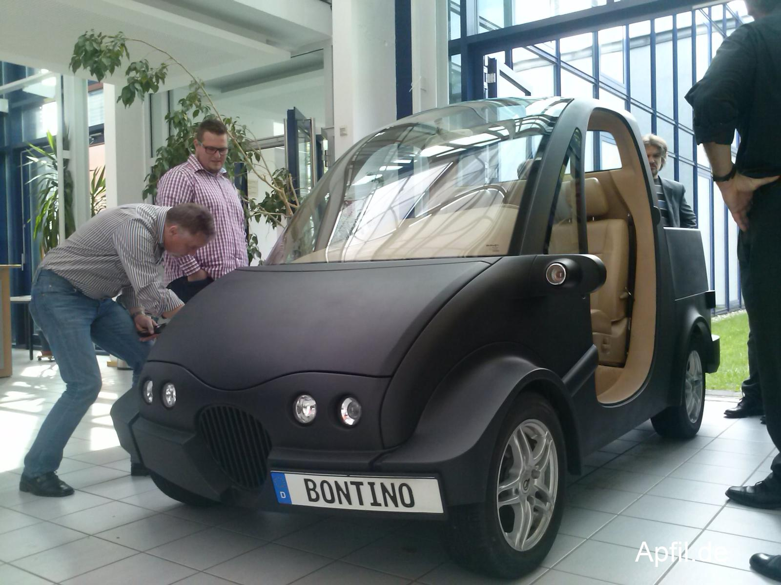 Bontino Prototyp