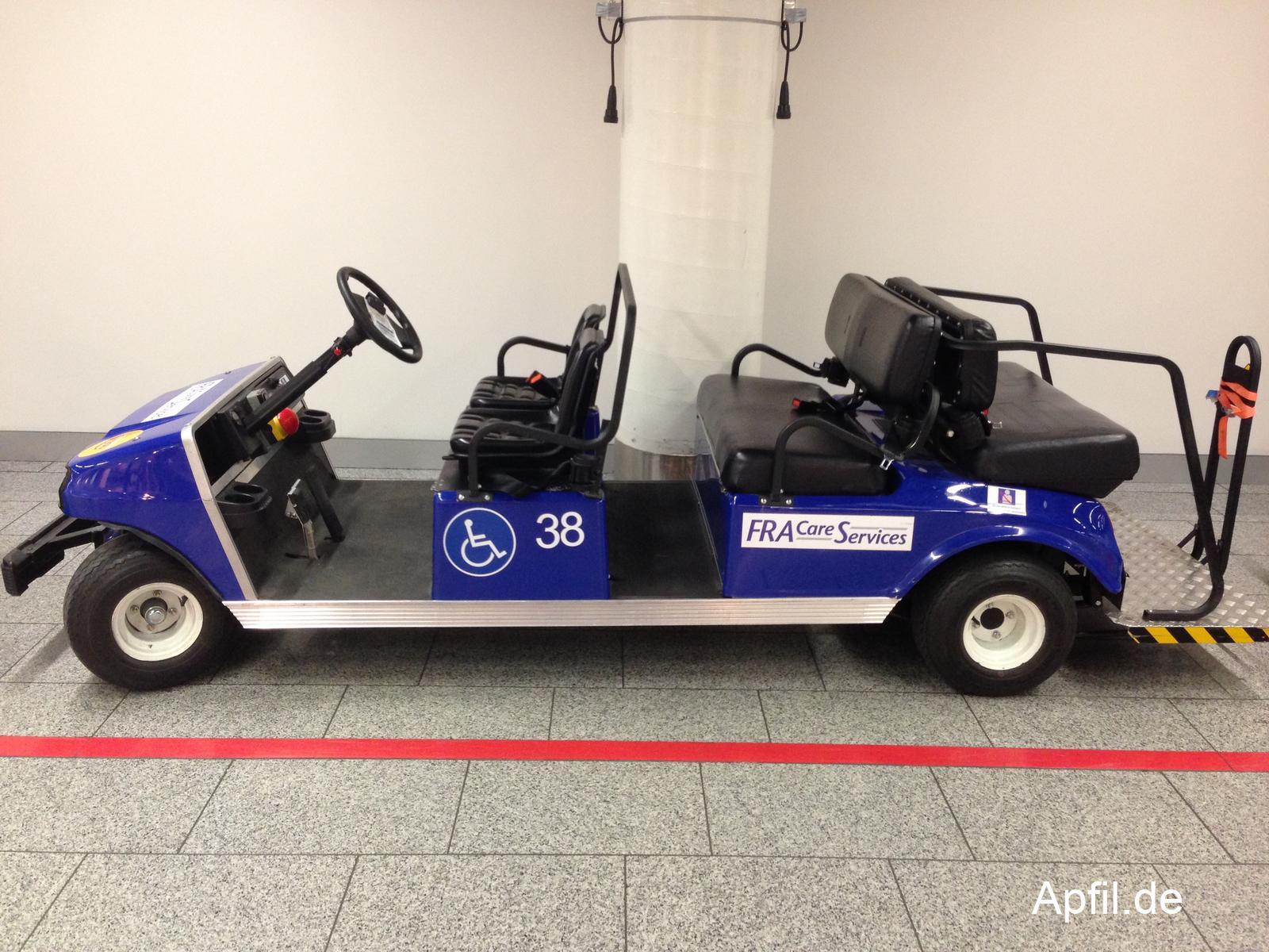 Servicefahrzeug mit Elektroantrieb